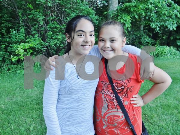 Arissa Echevarria and Elveda Echevarria