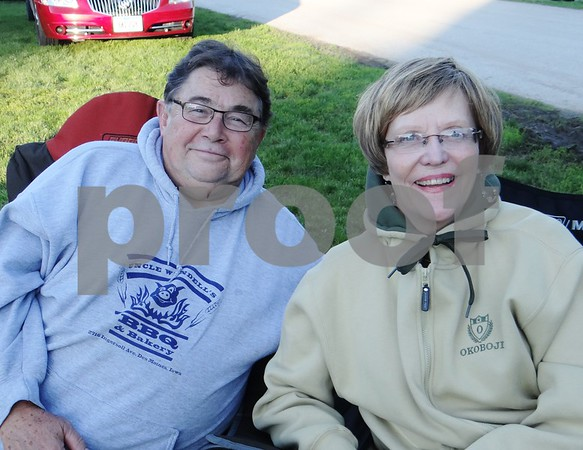 Greg and Joan Olson