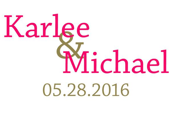 Karlee and Michael