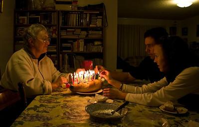 Karl's Birthday 2008