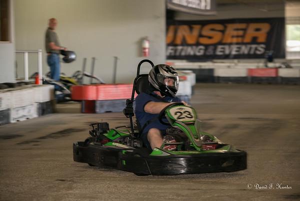 Kart Racing July 2014