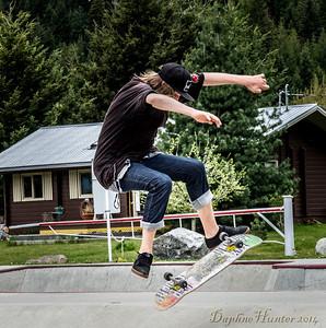 Skateboard Demo