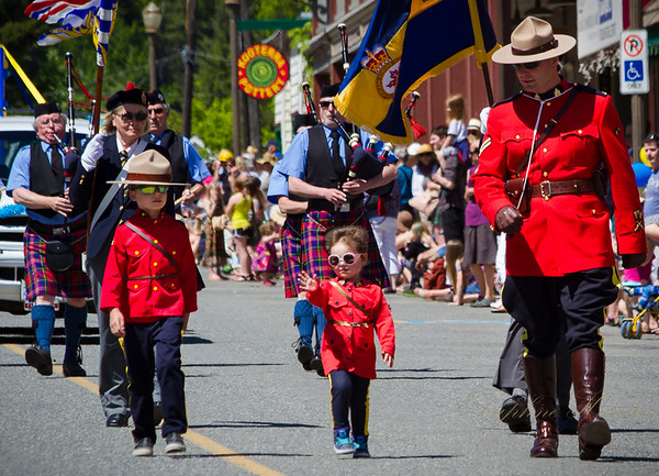 Kaslo May Days 2015