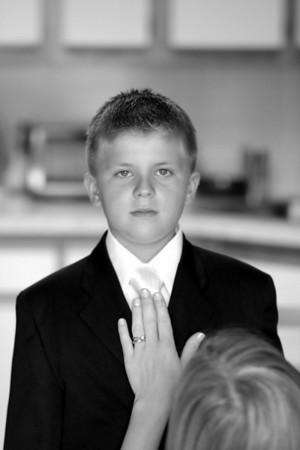 Kasper First Communion