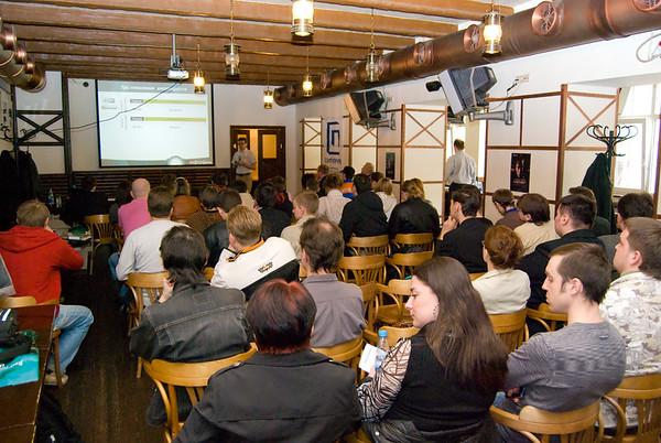 Kaspersky and Softprom Event