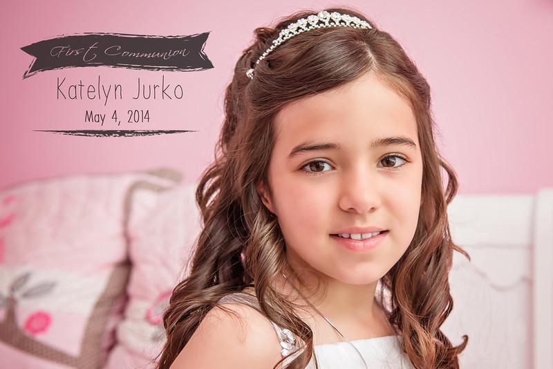 KatelynCommunion-Annoucement