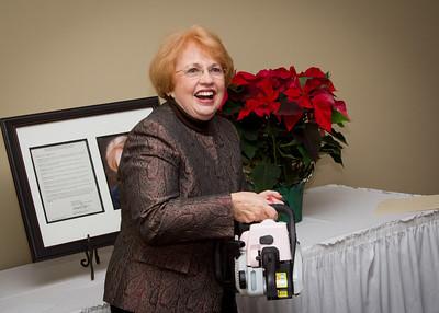 Kay Leach retirement
