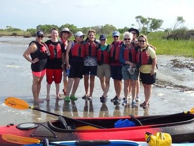 Kayak Birding Trip 2016