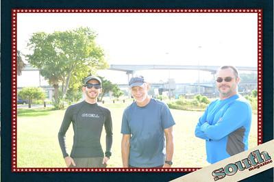 Benjamin Fontenot, Steve Braden, Phil Harvey