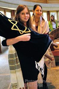 Kayla Reagan Bat Mitzvah