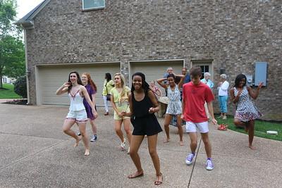 Kayla Williamson Graduation Party 5-28-16