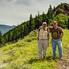 TWO GUYS.1 ON HAMILTON MOUNTAIN - HDR VERSION
