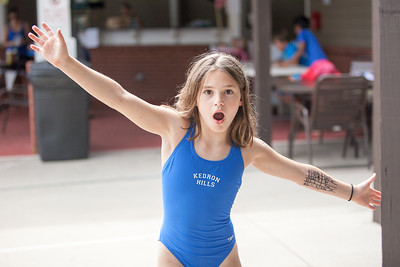 Kedron Hills Cruisers First Swim Meet
