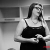 Comedian Rachel Warner