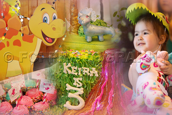 Keira is 3