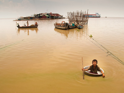 Life On Tonle Sap