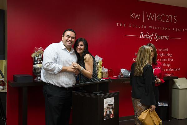 Keller Williams 10th Anniversary Thanksgiving Inspirational  Event 11/19/15