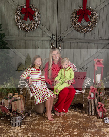 Kelli Menard Family