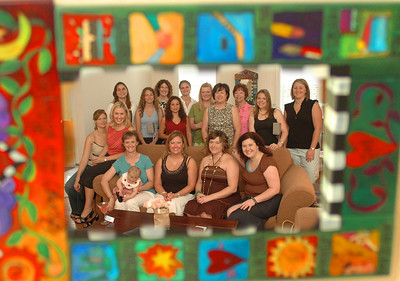 Kelly's Baby Shower