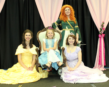 Kelso Princess Event 2016