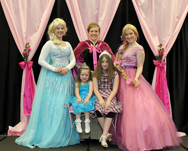 Kelso Princess Party 2014