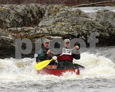 Kenduskeag Stream Canoe Race 2013