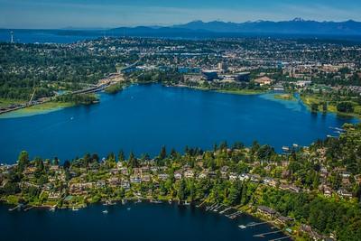 Lake Washington Homes