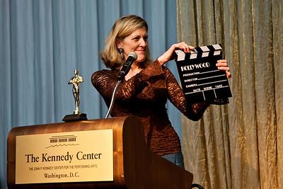 Kennedy Center Volunteer Appreciation Gala dinner 2011