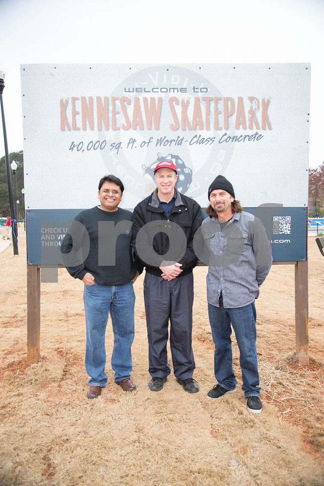 Kennesaw Skate Park Ribbon Cutting!