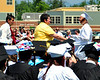 Seniors took center stage, as Kennett High School, in North Conway, NH, held graduation ceremonies at Gary Millen Stadium, on Saturday, June 19th, 2010.