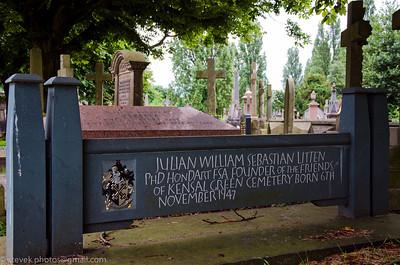 Kensal Green Cemetery 2012