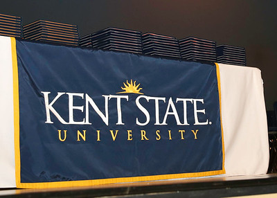 Kent State University 2017 Commencement