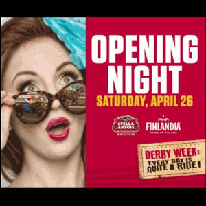 Opening Night April 26, 2014