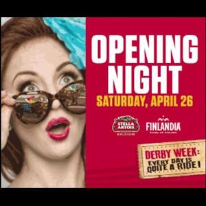 Opening Night April 26, 2014