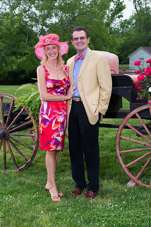 Kentucky Derby at Sotterley 05/05/12