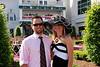Jimmy and Jennifer at the Kentucky Oaks 136