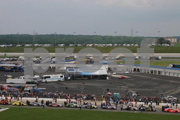 Kentucky Speedway 2009