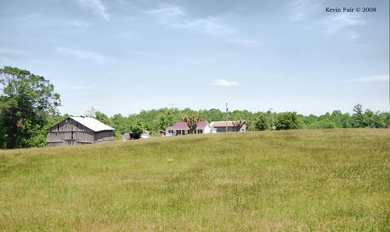 The Allen / Fair farm.