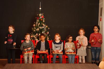 Kerst Muziekles 2015