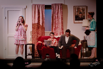 Roy C Ketcham high school Masque and Mime society present the musical Bye Bye Birdie