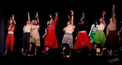 Telephone Hour - Roy C Ketcham high school Masque and Mime society present the musical Bye Bye Birdie