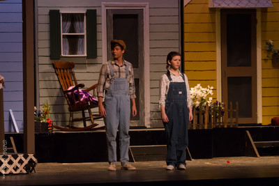 Roy C Ketcham High School Masque and Mime Society presents To Kill A Mockingbird