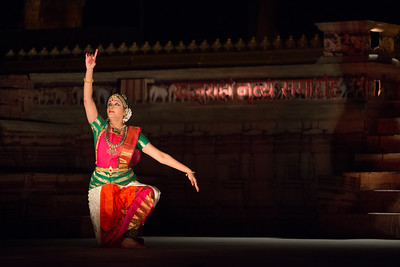 "Lavanya Sankar is a Bharatanatyam dancer. She started at the tender age of four when she came under the tutelage of the noted Guru Kalaimamani Smt. K.J. Sarasa of Sarasalaya. She had her Arangetram at the age of seven, and since then, has given more than a thousand performances at all leading Sabhas and Festivals all over India and abroad. Her talent has been recognized in the form of several awards and titles, the most noted being ""Ustad Bismillah Khan Yuva Puraskar"" from Sangeet Natak Akademi, ""Nadanamamani"" from Karthik Fine Arts and ""Yuva Kala Bharathi"" from Bharat Kalachar. Lavanya imparts training in Bharathanatyam at her Academy of Classical Dance, Abhyasa, and also through lecture-demonstrations and presentations at various forums. She is also an accomplished nattuvangam artiste, an imaginative choreographer of Bharathanatyam ballets and productions, and has been a television hostess for a leading Tamil TV network.  Khajuraho Dance Festival 22nd Feb'17. Colorful and brilliant classical dance forms of India with roots in the rich cultural traditions offer a feast for the eyes during a weeklong extravaganza. Khajuraho Temples in Madhya Pradesh are popular for their architectural wonders and sculptures."