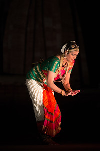 Lavanya Sankar is a Bharatanatyam dancer. She started at the tender age of four when she came under the tutelage of the noted Guru Kalaimamani Smt. K.J. Sarasa of Sarasalaya.   Khajuraho Dance Festival 22nd Feb'17.