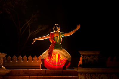 """Lavanya Sankar is a Bharatanatyam dancer. She started at the tender age of four when she came under the tutelage of the noted Guru Kalaimamani Smt. K.J. Sarasa of Sarasalaya. She had her Arangetram at the age of seven, and since then, has given more than a thousand performances at all leading Sabhas and Festivals all over India and abroad. Her talent has been recognized in the form of several awards and titles, the most noted being """"Ustad Bismillah Khan Yuva Puraskar"""" from Sangeet Natak Akademi, """"Nadanamamani"""" from Karthik Fine Arts and """"Yuva Kala Bharathi"""" from Bharat Kalachar. Lavanya imparts training in Bharathanatyam at her Academy of Classical Dance, Abhyasa, and also through lecture-demonstrations and presentations at various forums. She is also an accomplished nattuvangam artiste, an imaginative choreographer of Bharathanatyam ballets and productions, and has been a television hostess for a leading Tamil TV network.  Khajuraho Dance Festival 22nd Feb'17. Colorful and brilliant classical dance forms of India with roots in the rich cultural traditions offer a feast for the eyes during a weeklong extravaganza. Khajuraho Temples in Madhya Pradesh are popular for their architectural wonders and sculptures."""