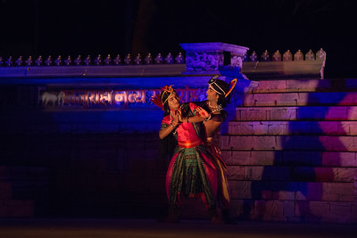 Mayurbhanj Chhau dance by Shri Sadashiva Pradhan from Bhubaneswar, Odisha, India. Sadashiva Pradhan received his training in the Chhau dance of Mayurbhanj under the guidance of Shrihari Nayak, Lalmohan Patra and Shrikant Sen. Later, he obtained his postgraduate degree in Chhau dance from Utkal Sangeet Mahavidyalaya. He is a recipient of the Junior and Senior Fellowships from the Ministry of Culture for his research on Chhau dance techniques. He has distinguished himself both as a dancer and teacher. He has performed extensively within the country and abroad in many prestigious dance festivals.  Khajuraho Dance Festival 22nd Feb'17. Colorful and brilliant classical dance forms of India with roots in the rich cultural traditions offer a feast for the eyes during a weeklong extravaganza. Khajuraho Temples in Madhya Pradesh are popular for their architectural wonders and sculptures.