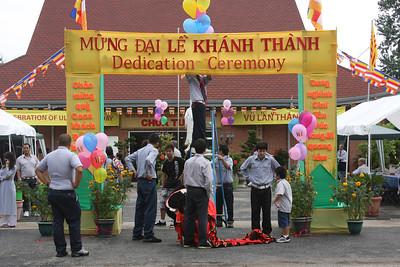 Khanh Thanh va Le Vu Lan 2011
