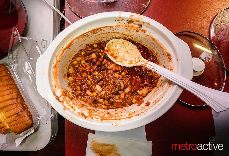 Khartoum's 11th Annual Chili Cook-Off ~ 29 Jan 2017