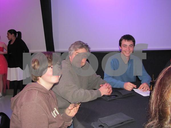Jakob Essing, Craig Essing, and Dylan Essing.