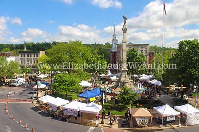 Easton Farmers' Market - Kids Farm Day 5/17/2014